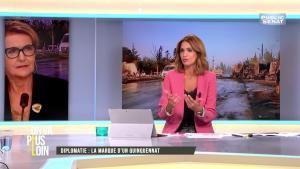 Sonia Mabrouk dans On Va Plus Loin - 20/09/16 - 08