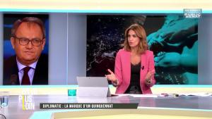 Sonia Mabrouk dans On Va Plus Loin - 20/09/16 - 10