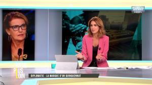 Sonia Mabrouk dans On Va Plus Loin - 20/09/16 - 12