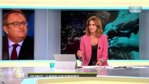 Sonia Mabrouk dans On Va Plus Loin - 20/09/16 - 13