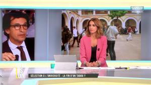 Sonia Mabrouk dans On Va Plus Loin - 20/09/16 - 14