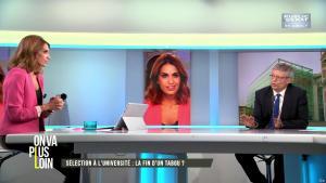 Sonia Mabrouk dans On Va Plus Loin - 20/09/16 - 15