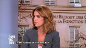 Sonia Mabrouk dans On Va Plus Loin - 28/09/16 - 15
