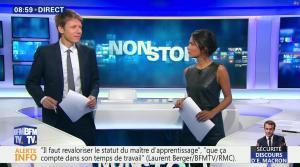 Aurélie Casse dans Non Stop - 18/10/17 - 01