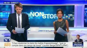 Aurélie Casse dans Non Stop - 18/10/17 - 02