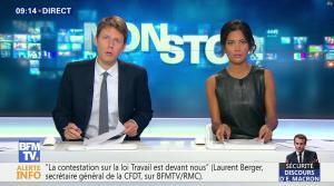 Aurélie Casse dans Non Stop - 18/10/17 - 06