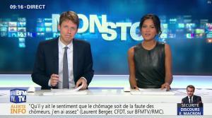 Aurélie Casse dans Non Stop - 18/10/17 - 07