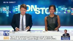 Aurélie Casse dans Non Stop - 18/10/17 - 08