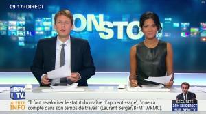 Aurélie Casse dans Non Stop - 18/10/17 - 09
