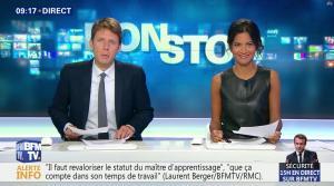 Aurélie Casse dans Non Stop - 18/10/17 - 10