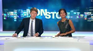 Aurélie Casse dans Non Stop - 18/10/17 - 12