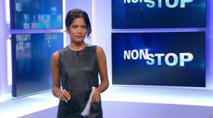 Aurélie Casse dans Non Stop - 18/10/17 - 13