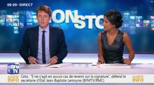 Aurélie Casse dans Non Stop - 26/10/17 - 07
