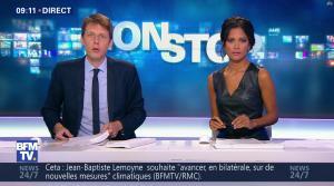 Aurélie Casse dans Non Stop - 26/10/17 - 08