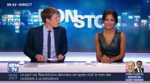 Aurélie Casse dans Non Stop - 26/10/17 - 09