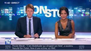 Aurélie Casse dans Non Stop - 26/10/17 - 14
