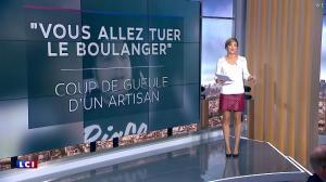 Benedicte Le Chatelier dans le Brunch - 07/10/17 - 05