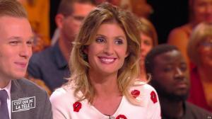 Caroline Ithurbide dans c'est Que de la Télé - 16/10/17 - 03