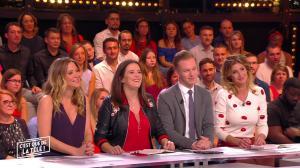 Caroline Ithurbide dans c'est Que de la Télé - 16/10/17 - 04