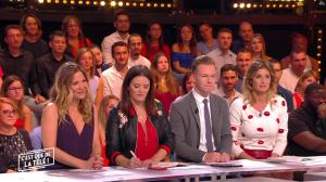 Caroline Ithurbide dans c'est Que de la Télé - 16/10/17 - 05