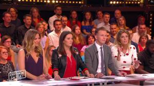 Caroline Ithurbide dans c'est Que de la Télé - 16/10/17 - 06