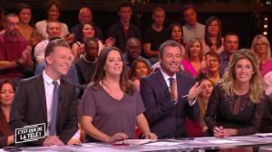 Caroline Ithurbide dans c'est Que de la Télé - 18/10/17 - 01