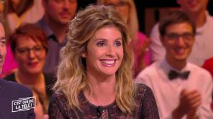 Caroline Ithurbide dans c'est Que de la Télé - 18/10/17 - 04