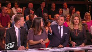 Caroline Ithurbide dans c'est Que de la Télé - 18/10/17 - 05