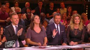Caroline Ithurbide dans c'est Que de la Télé - 18/10/17 - 06