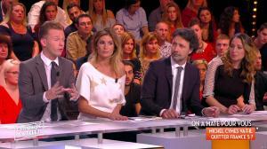 Caroline Ithurbide dans c'est Que de la Télé - 19/10/17 - 05