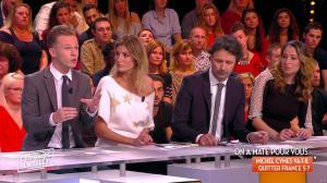 Caroline Ithurbide dans c'est Que de la Télé - 19/10/17 - 06