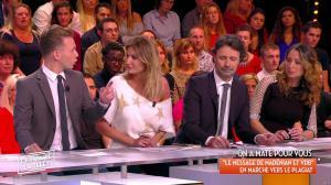 Caroline Ithurbide dans c'est Que de la Télé - 19/10/17 - 07