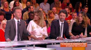 Caroline Ithurbide dans c'est Que de la Télé - 19/10/17 - 08