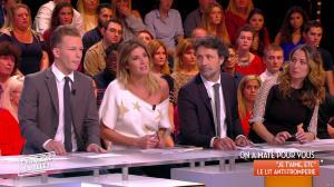 Caroline Ithurbide dans c'est Que de la Télé - 19/10/17 - 09
