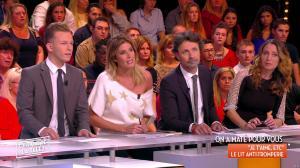 Caroline Ithurbide dans c'est Que de la Télé - 19/10/17 - 10