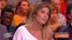 Caroline Ithurbide dans c'est Que de la Télé - 19/10/17 - 11