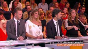 Caroline Ithurbide dans c'est Que de la Télé - 19/10/17 - 12