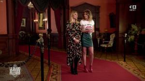 Caroline Ithurbide et Justine Fraioli dans le Bêtisier de Halloween - 26/10/17 - 25