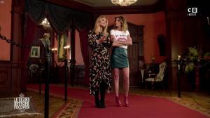 Caroline Ithurbide et Justine Fraioli dans le Bêtisier de Halloween - 26/10/17 - 27
