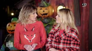 Caroline Ithurbide et Justine Fraioli dans le Bêtisier de Halloween - 26/10/17 - 30