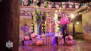 Caroline Ithurbide et Justine Fraioli dans le Bêtisier de Halloween - 26/10/17 - 36
