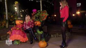 Caroline Ithurbide et Justine Fraioli dans le Bêtisier de Halloween - 26/10/17 - 42
