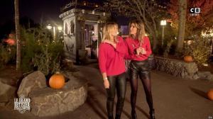 Caroline Ithurbide et Justine Fraioli dans le Bêtisier de Halloween - 26/10/17 - 53