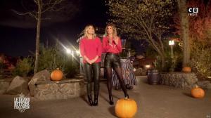 Caroline Ithurbide et Justine Fraioli dans le Bêtisier de Halloween - 26/10/17 - 58