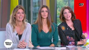 Caroline Ithurbide dans William à Midi - 05/10/17 - 12