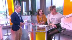 Caroline Ithurbide dans William à Midi - 10/10/17 - 01