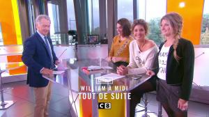Caroline Ithurbide dans William à Midi - 10/10/17 - 02