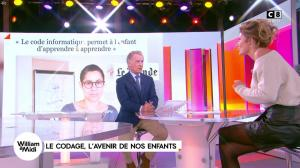 Caroline Ithurbide dans William à Midi - 10/10/17 - 06