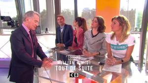 Caroline Ithurbide dans William à Midi - 12/10/17 - 01