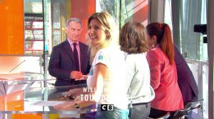 Caroline Ithurbide dans William à Midi - 12/10/17 - 02
